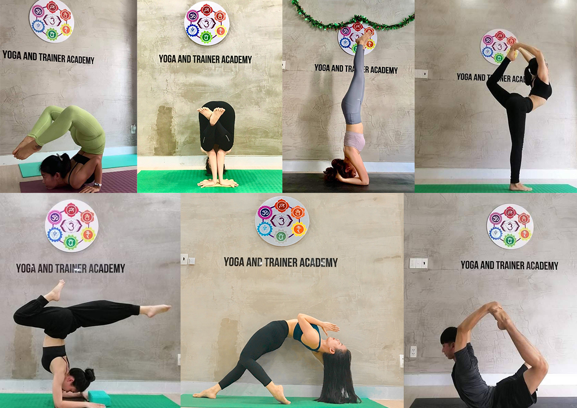 Yoga And Trainer